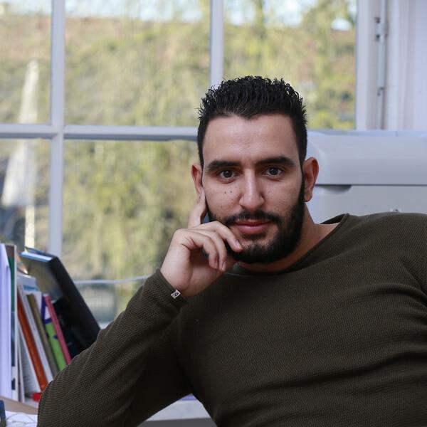 Achmed Achouitar juridisch medewerker